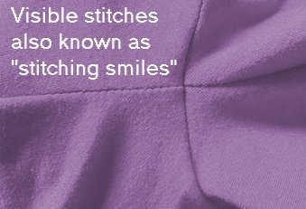Serger Stitching Smiles image
